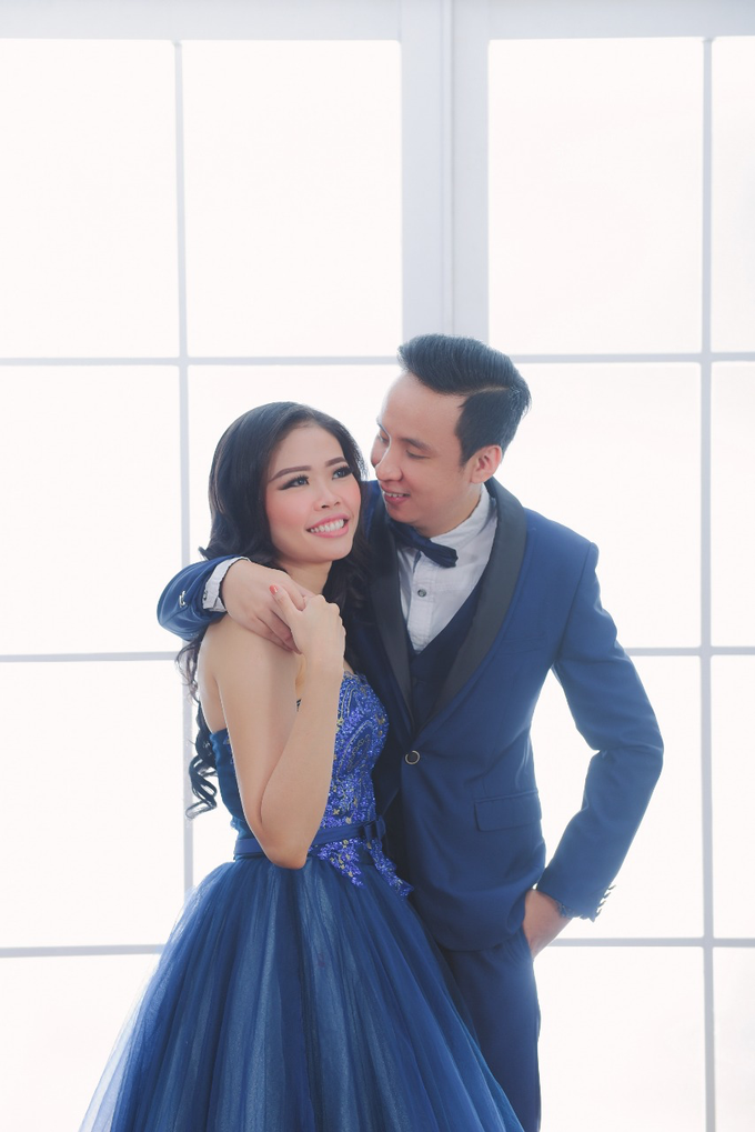 Prewedding of Ronald & Angel by Michelle Bridal - 016