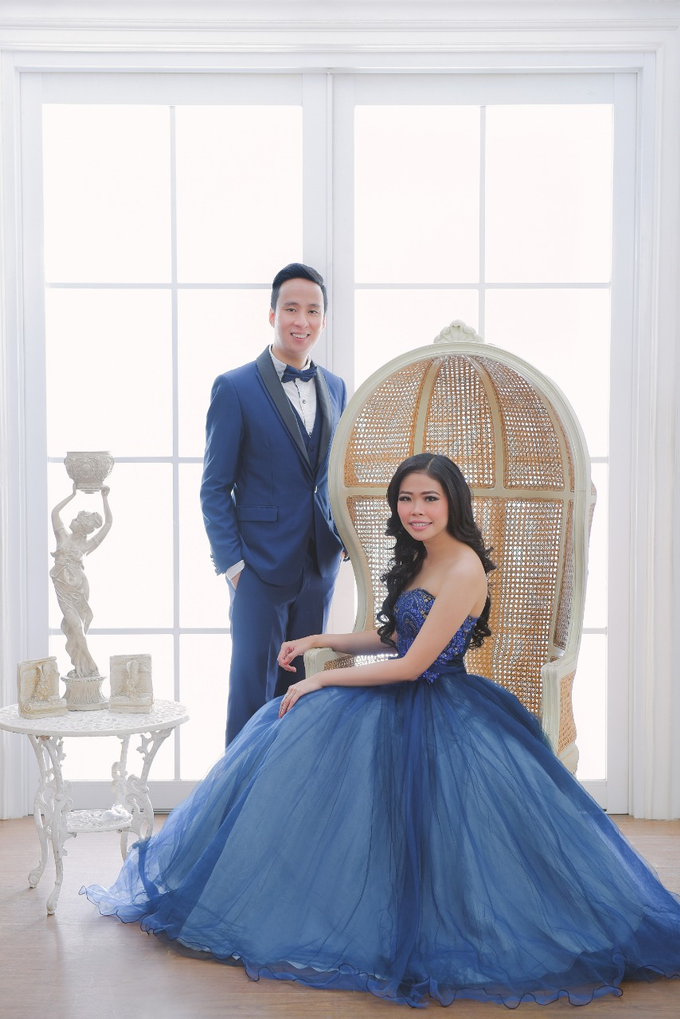 Prewedding of Ronald & Angel by Michelle Bridal - 017