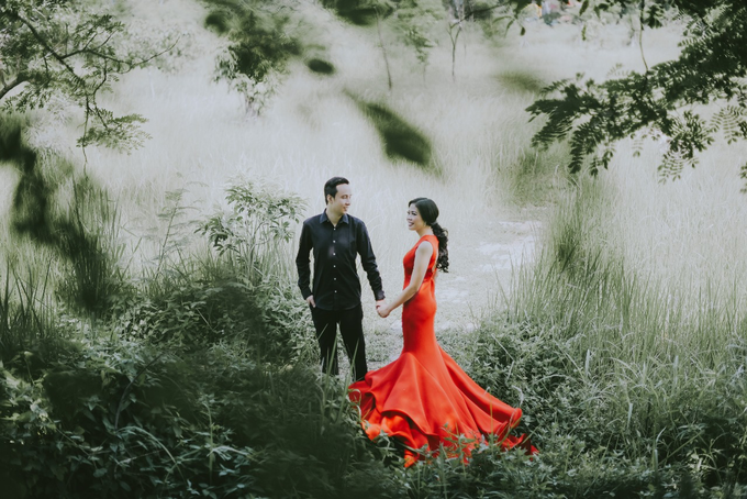 Prewedding of Ronald & Angel by Michelle Bridal - 019