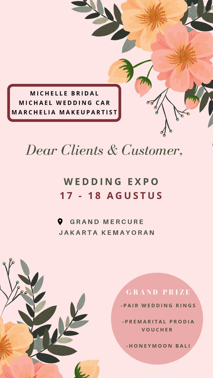 Pameran Grand Mercure Kemayoran by Michelle Bridal - 001