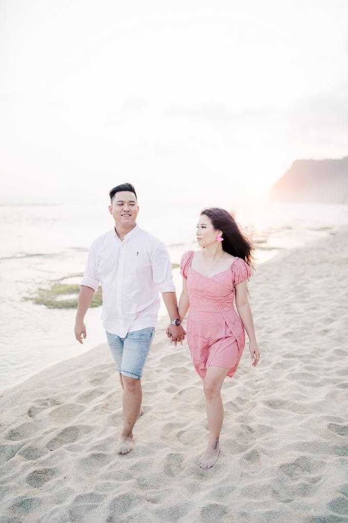 Prewedding in Bali  by Michelle Bridal - 001