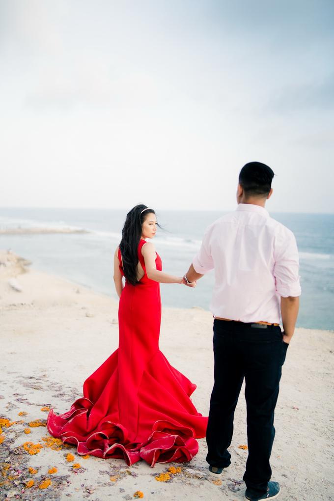 Prewedding in Bali  by Michelle Bridal - 006