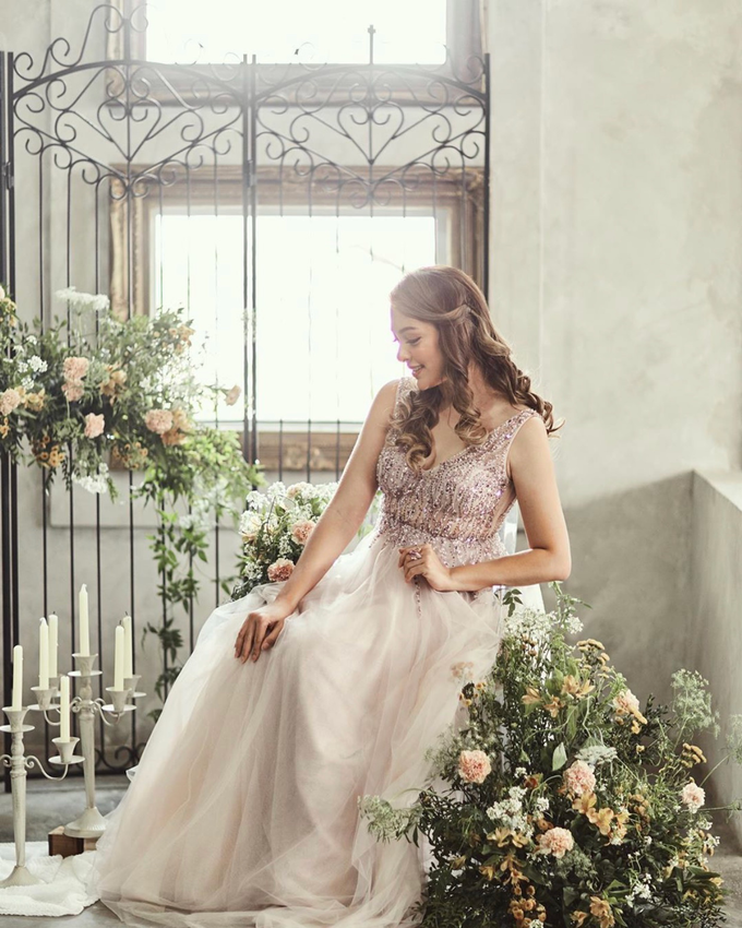 Gown by Michelle Bridal by Michelle Bridal - 001