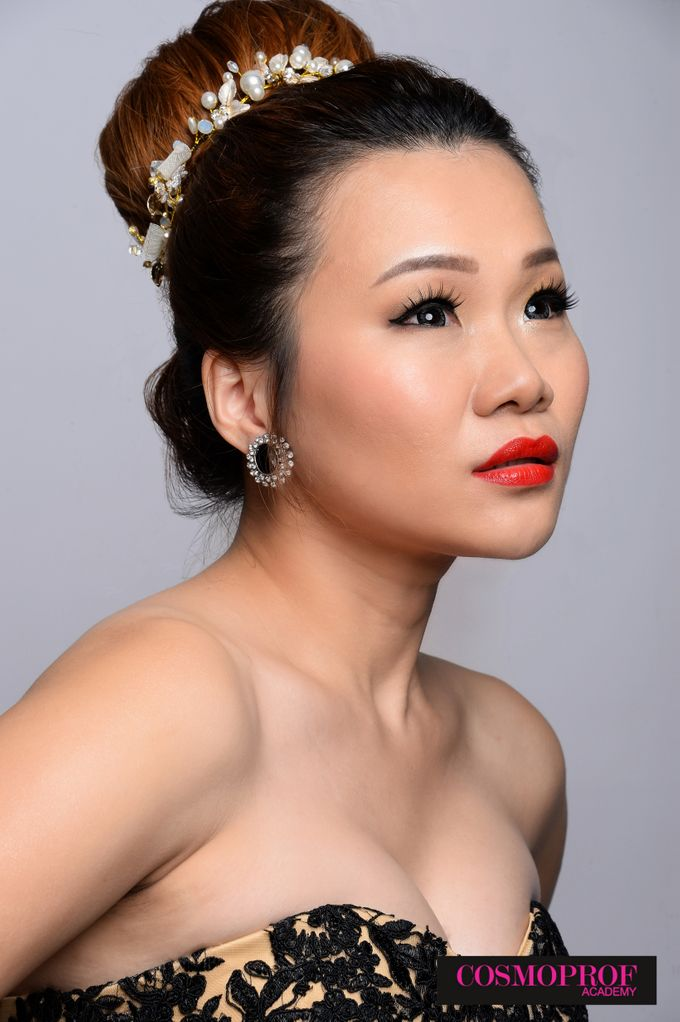 Evening Bridal By Nnmakeup Bridestory Com