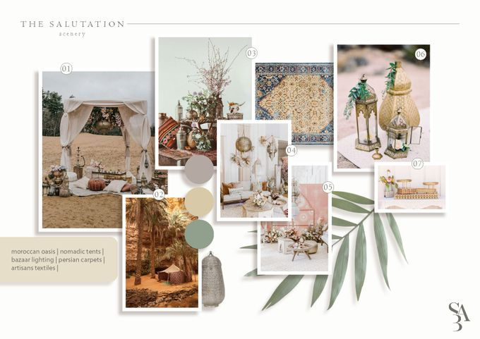 Moodboard for Michelle at Yema by The Shaba Function House. - 002