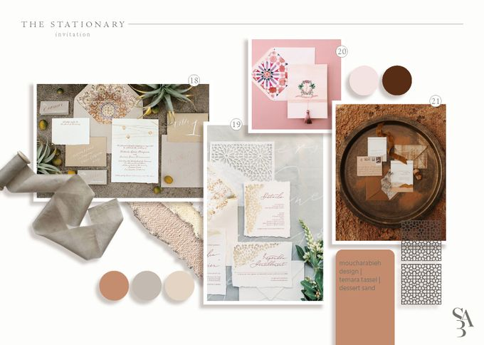 Moodboard for Michelle at Yema by The Shaba Function House. - 005
