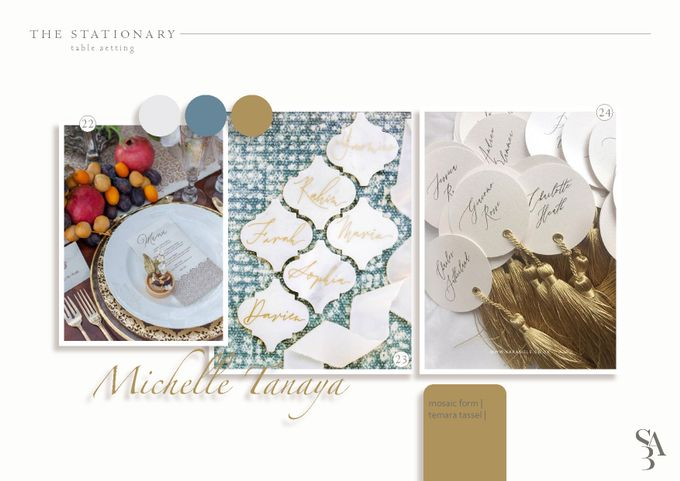 Moodboard for Michelle at Yema by The Shaba Function House. - 006