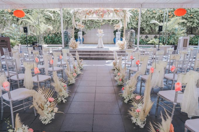 Michelle and Vincent by O'hara Weddings - 001