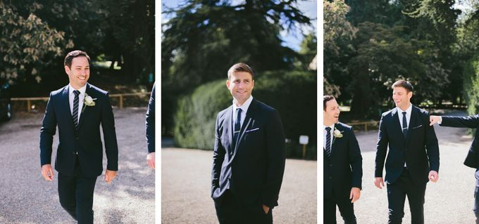 Beautiful country house wedding in Yorkshire, UK by M&J Photography - 008