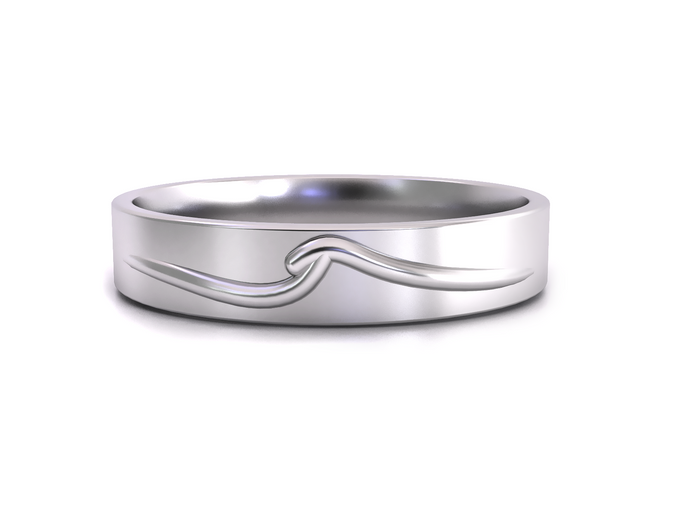 Mieve wedding band by Reine - 004
