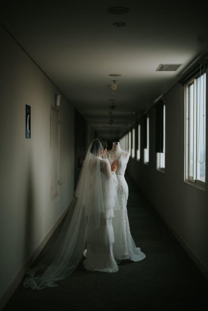 Steven & Catherin Wedding at Aston Cirebon by PRIDE Organizer - 025