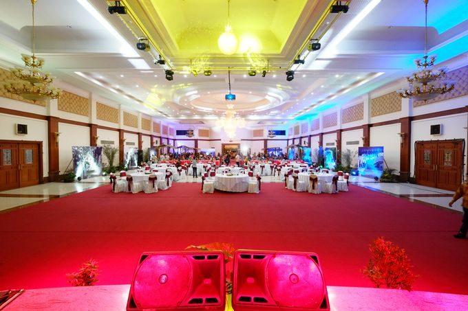 Dinner For Vip by BRAJA MUSTIKA Hotel & Convention Centre - 002