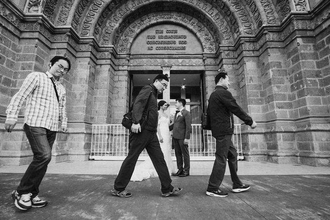 Manila Cathedral Wedding - Miguel and Katrina by I Thee Wed by Fuguwi Collective - 031