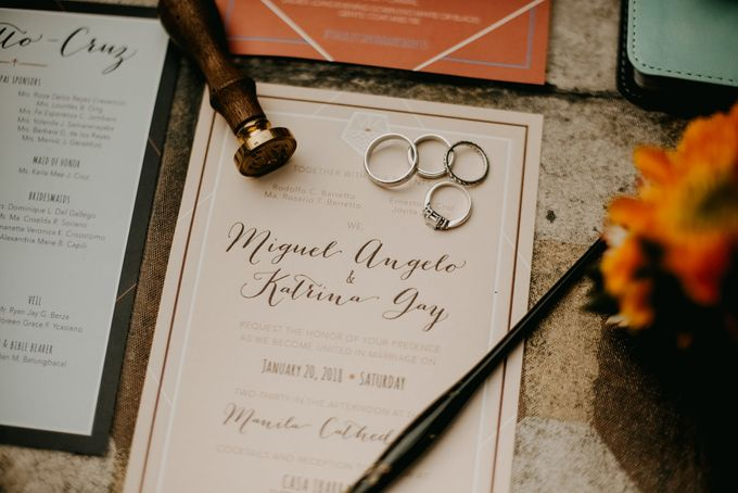 Manila Cathedral Wedding - Miguel and Katrina by I Thee Wed by Fuguwi Collective - 003