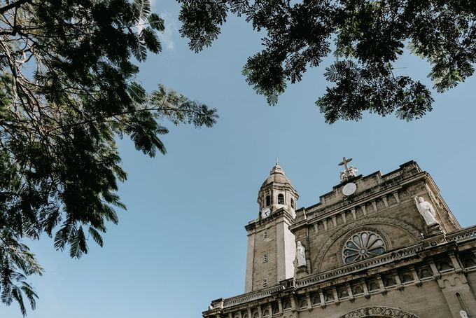 Manila Cathedral Wedding - Miguel and Katrina by I Thee Wed by Fuguwi Collective - 015