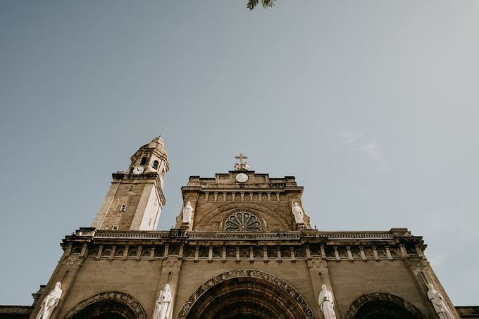 Manila Cathedral Wedding - Miguel and Katrina by I Thee Wed by Fuguwi Collective - 017