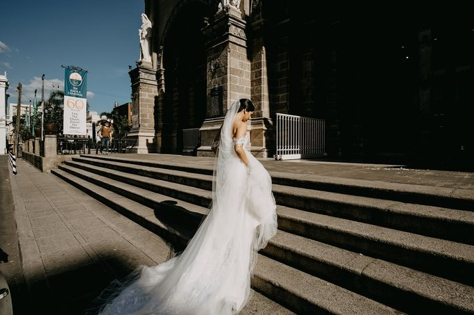 Manila Cathedral Wedding - Miguel and Katrina by I Thee Wed by Fuguwi Collective - 018