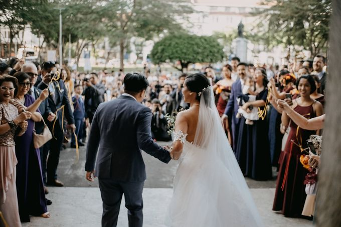 Manila Cathedral Wedding - Miguel and Katrina by I Thee Wed by Fuguwi Collective - 024