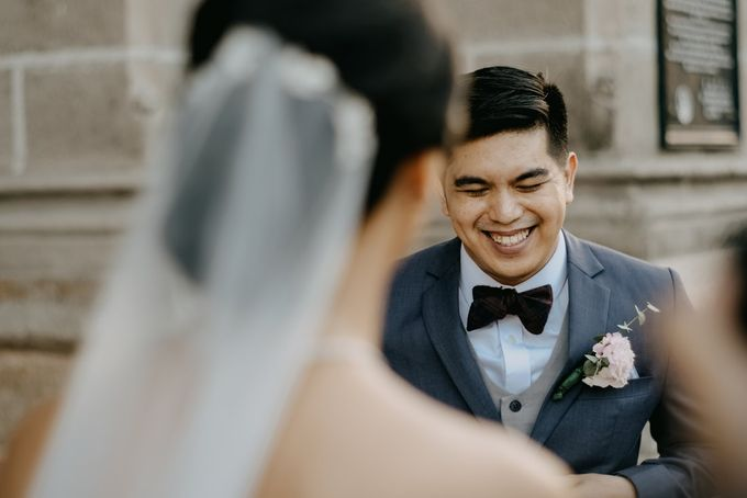 Manila Cathedral Wedding - Miguel and Katrina by I Thee Wed by Fuguwi Collective - 025