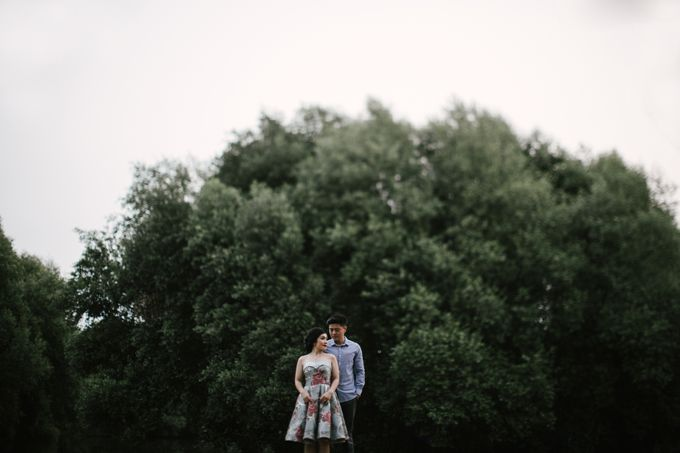 Y & C Prewed Album by Fratello Photography - 027