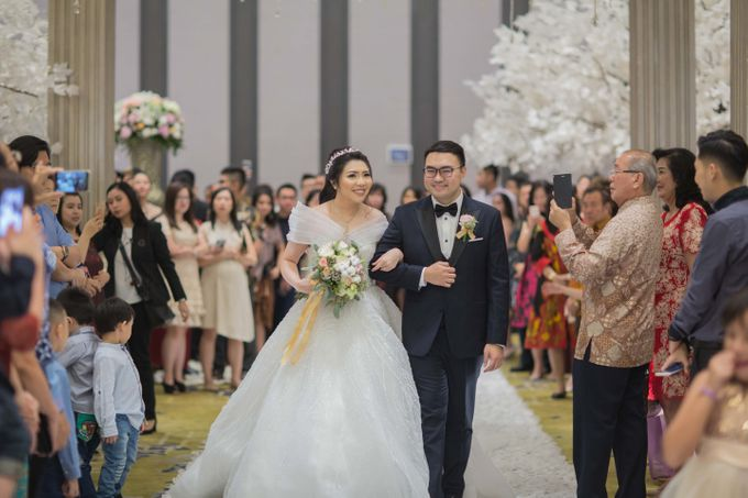 The Wedding of Michael & Livia by Wong Hang Distinguished Tailor - 007