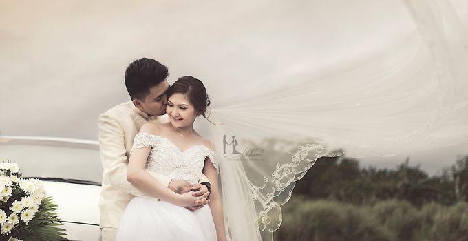 IC & Jasmine Alabang Wedding Highlights by Mike & Mai Photography - 021