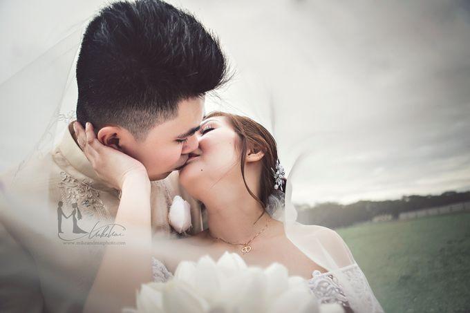 IC & Jasmine Alabang Wedding Highlights by Mike & Mai Photography - 025