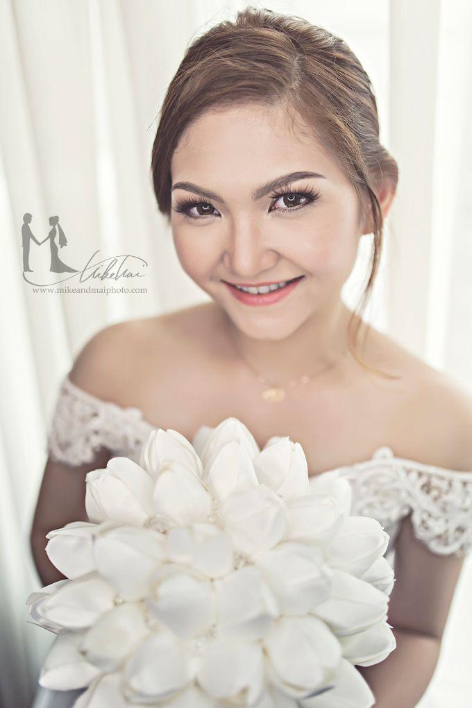 IC & Jasmine Alabang Wedding Highlights by Mike & Mai Photography - 008