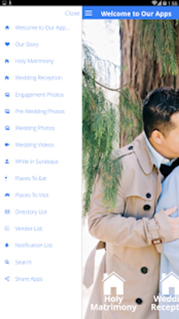 Mikhael & Olivia Wedding by Wedding Apps - 003