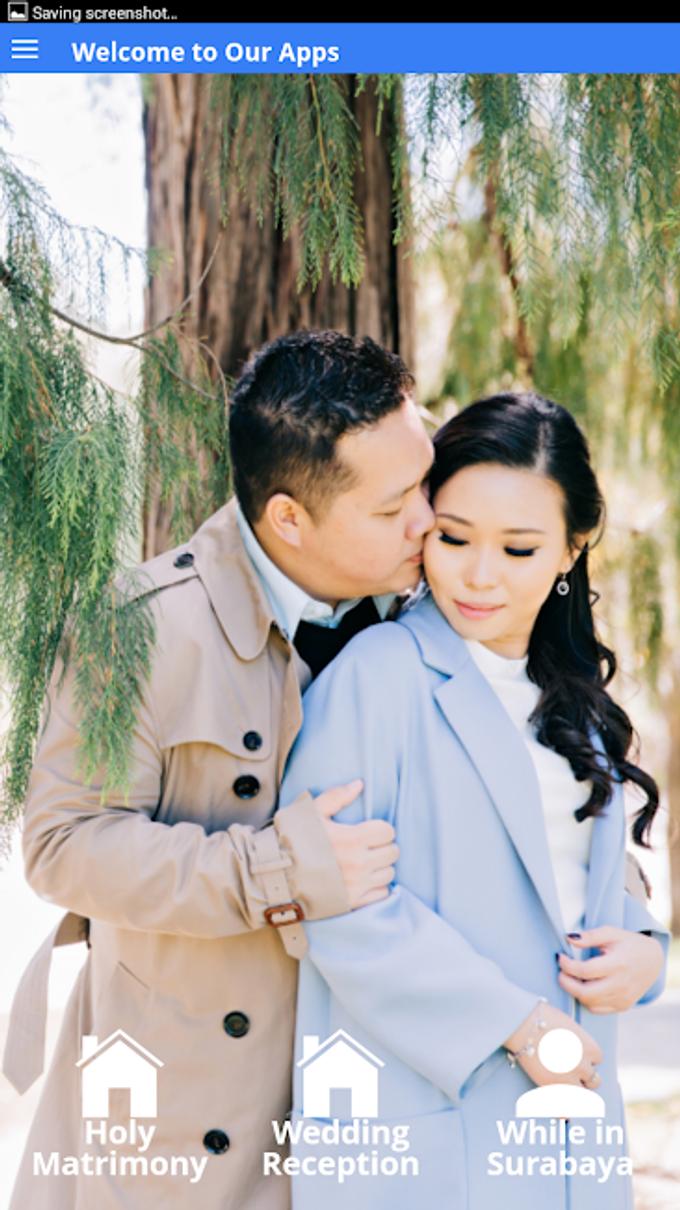 Mikhael & Olivia Wedding by Wedding Apps - 002