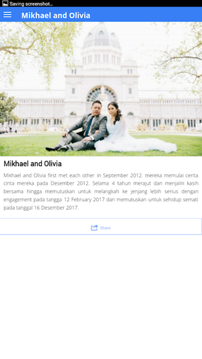 Mikhael & Olivia Wedding by Wedding Apps - 004