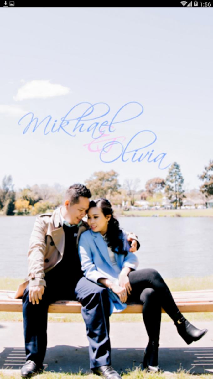 Mikhael & Olivia Wedding by Wedding Apps - 001