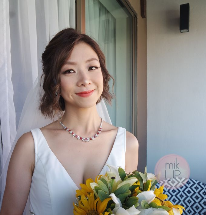 Elisa Lin Wedding by mikUP - 004