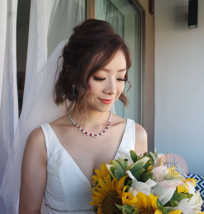 Elisa Lin Wedding by mikUP - 003