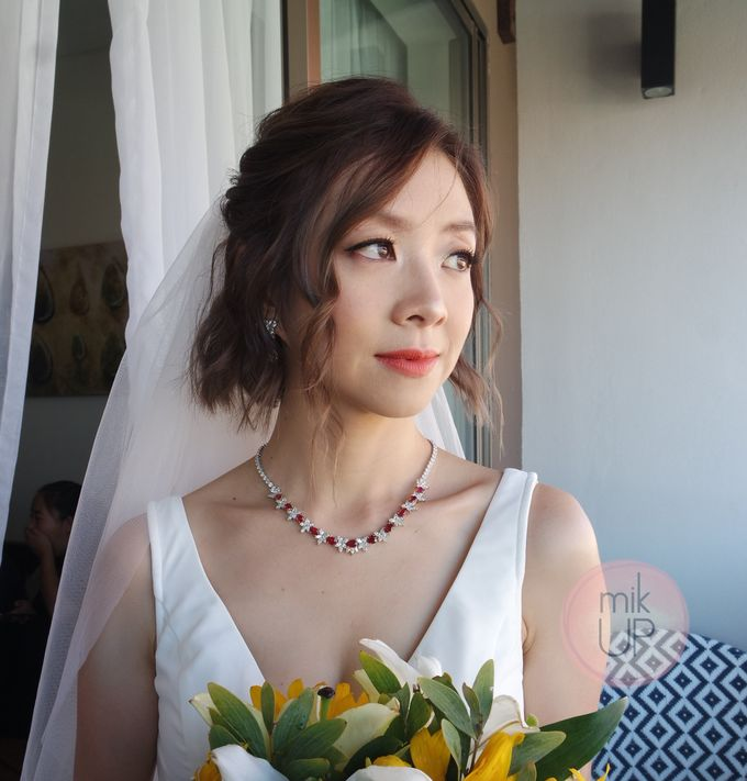 Elisa Lin Wedding by mikUP - 001