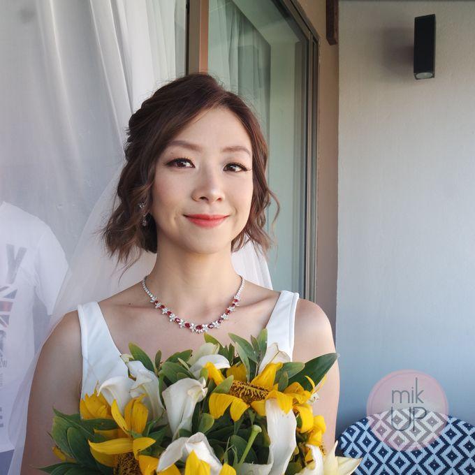 Elisa Lin Wedding by mikUP - 005