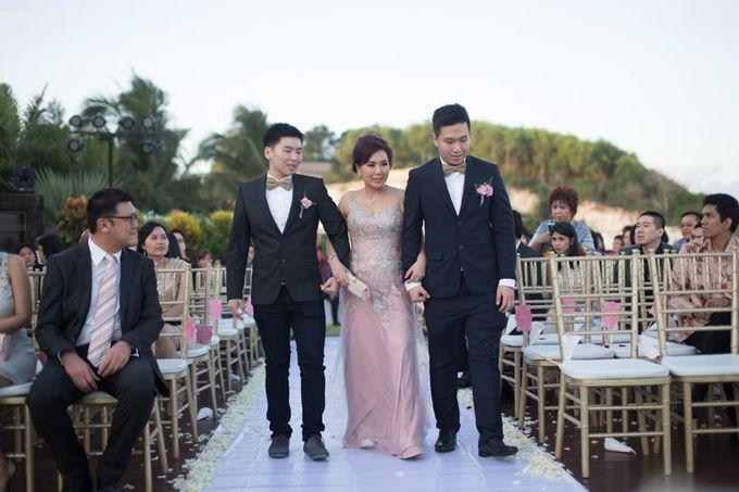 Viani & Gunawan Bali Wedding by Cynthia Kusuma - 014