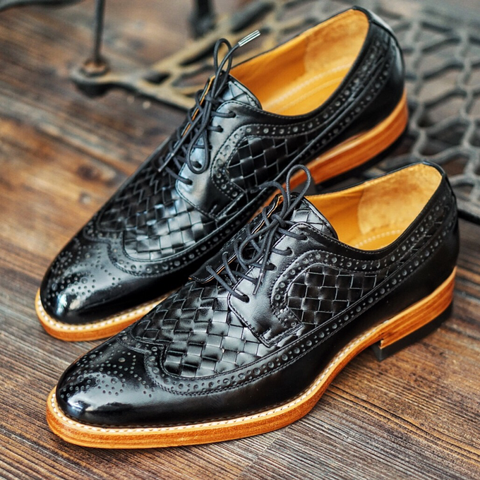 Dress shoes by minen leather - 004