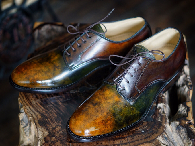Dress shoes by minen leather - 005