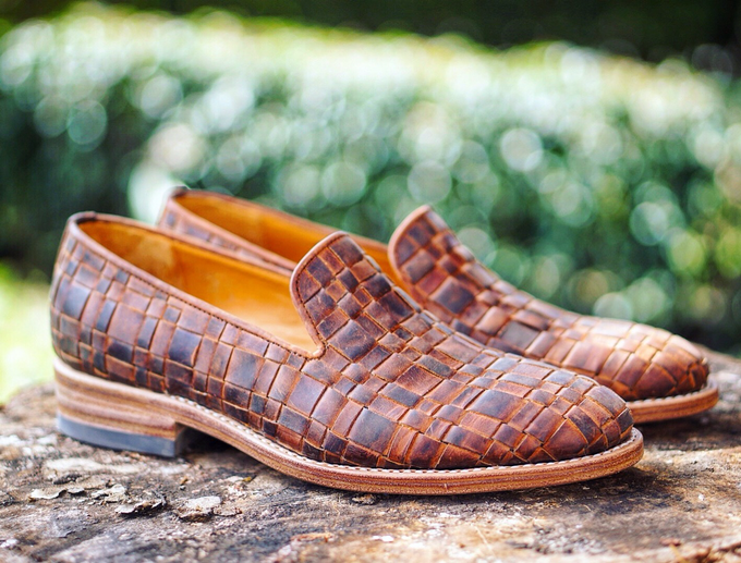 Dress shoes by minen leather - 002