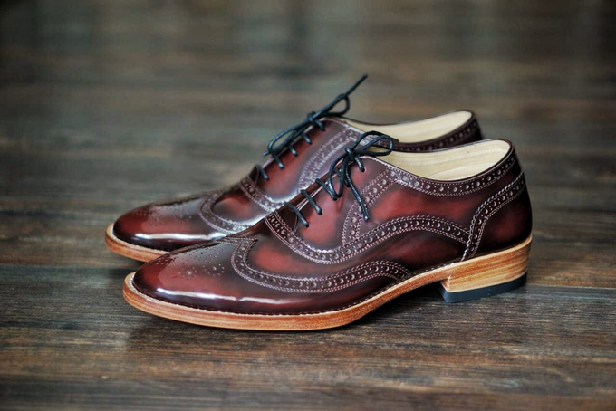 Dress shoes by minen leather - 008