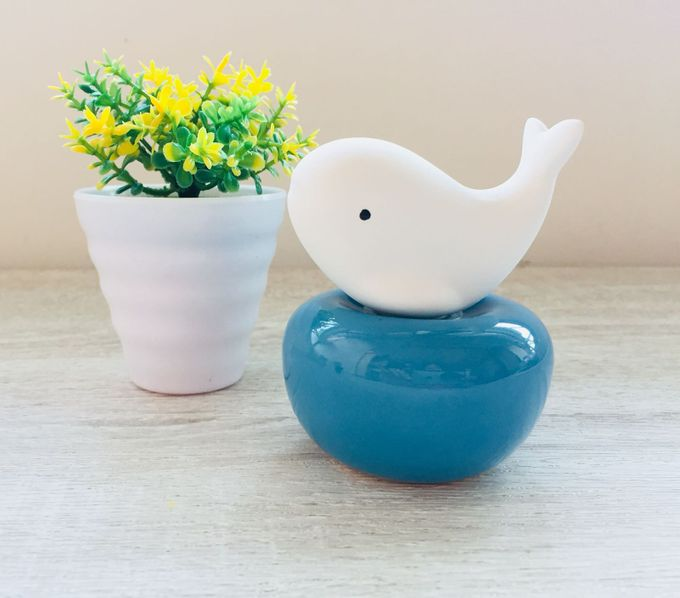 DOOR GIFT- Ceramic Fragrance Diffuser by Lively SG Breeze - 003