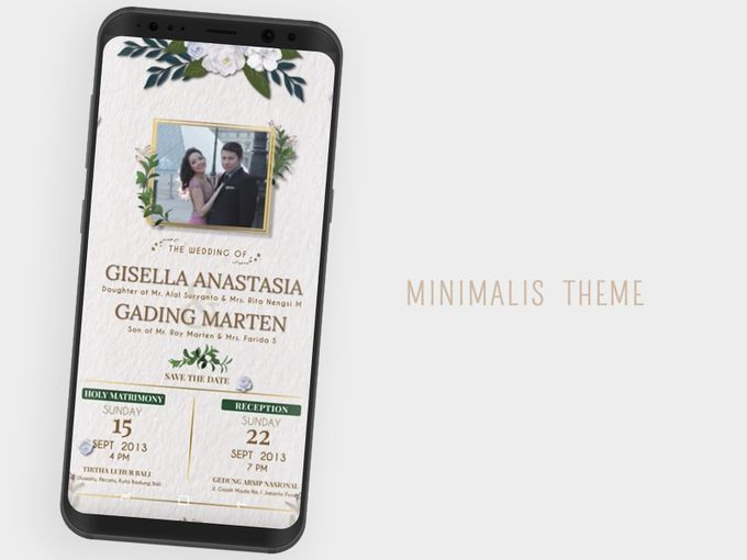 Modern Themes by Undangan Online Vio - 004