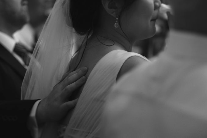 Beautiful Fusion Actual Day Wedding In Singapore by Wade Photography - 001