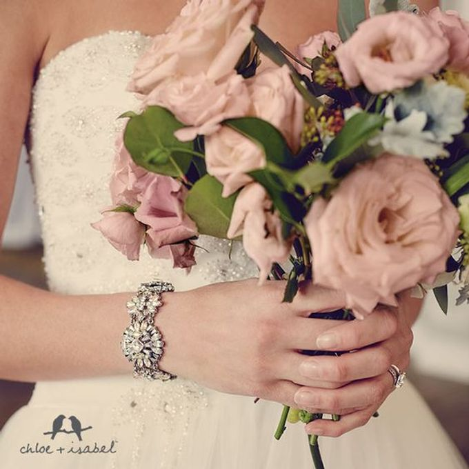 Jewelry on Brides by C & I by Luxe Line - 009