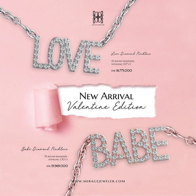 Love Edition by Mirage Jeweler - 020