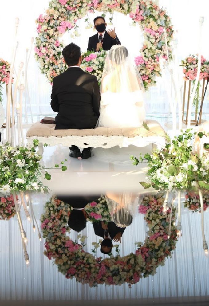 Christ & Cheren by Iris Wedding Planner - 004