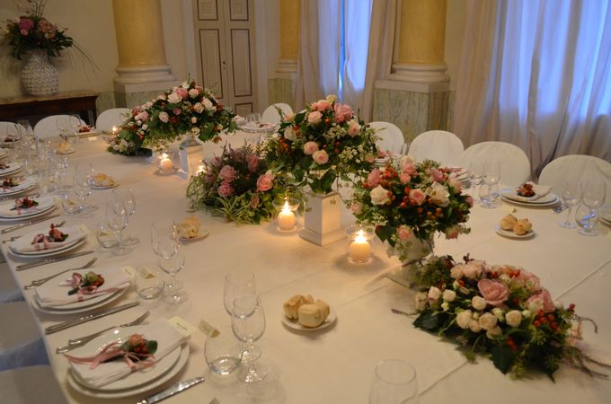 Elegant Italian Style Wedding by The Italian Wedding Tailor - 020