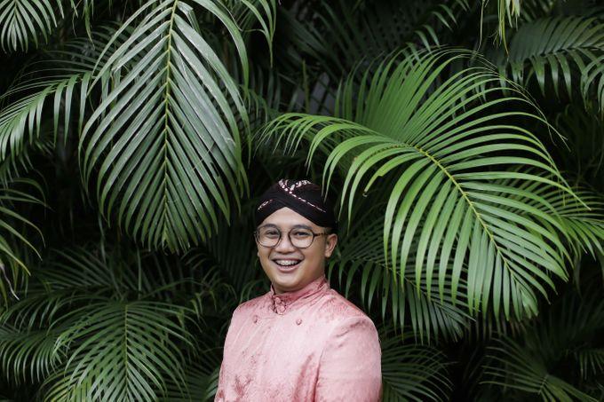 Siraman Rei & Danu by Arum Ndalu Sanggar Rias Pengantin - 005