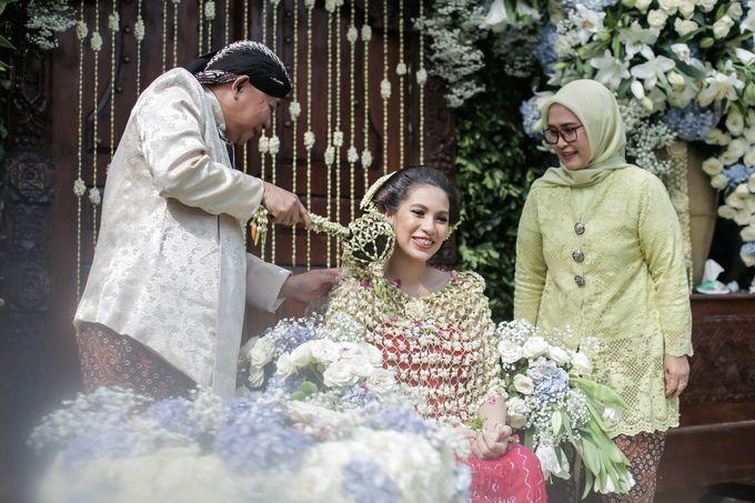 Siraman Rei & Danu by Arum Ndalu Sanggar Rias Pengantin - 007